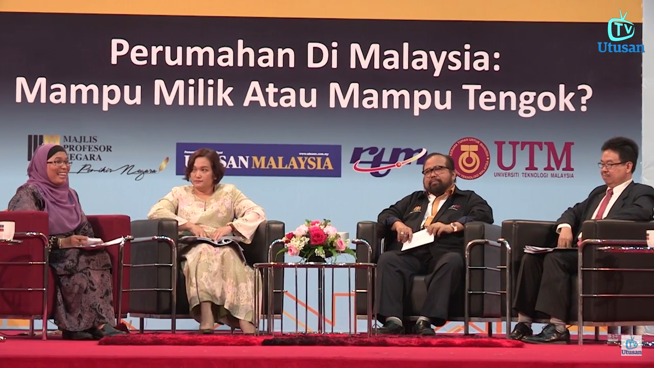 Perumahan Di Malaysia - Mampu Milik atau Mampu Tengok