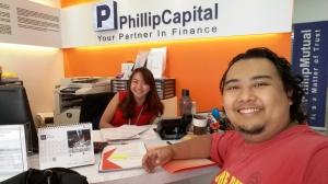 Orang Besar Phillip Investor Center Kota Damansara